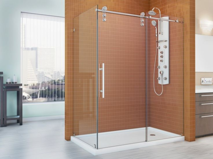 48 Inch Base For Shower With Seat Shower Doors Shower