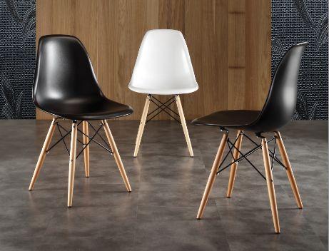 ShopArreda » Sedia Legend 020 seduta bianca o nera