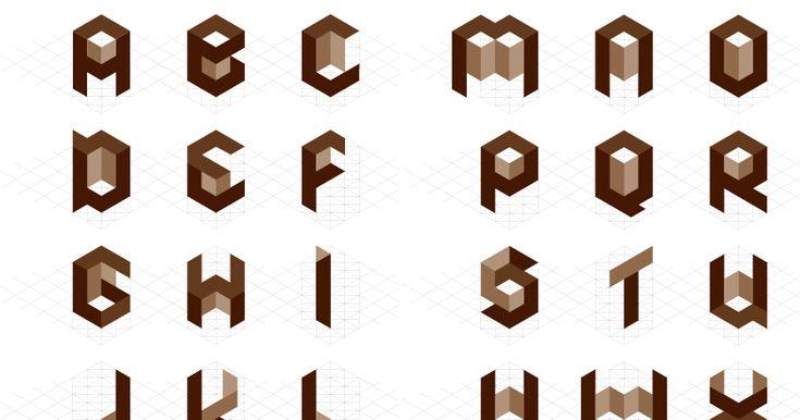 Cube 02™ font