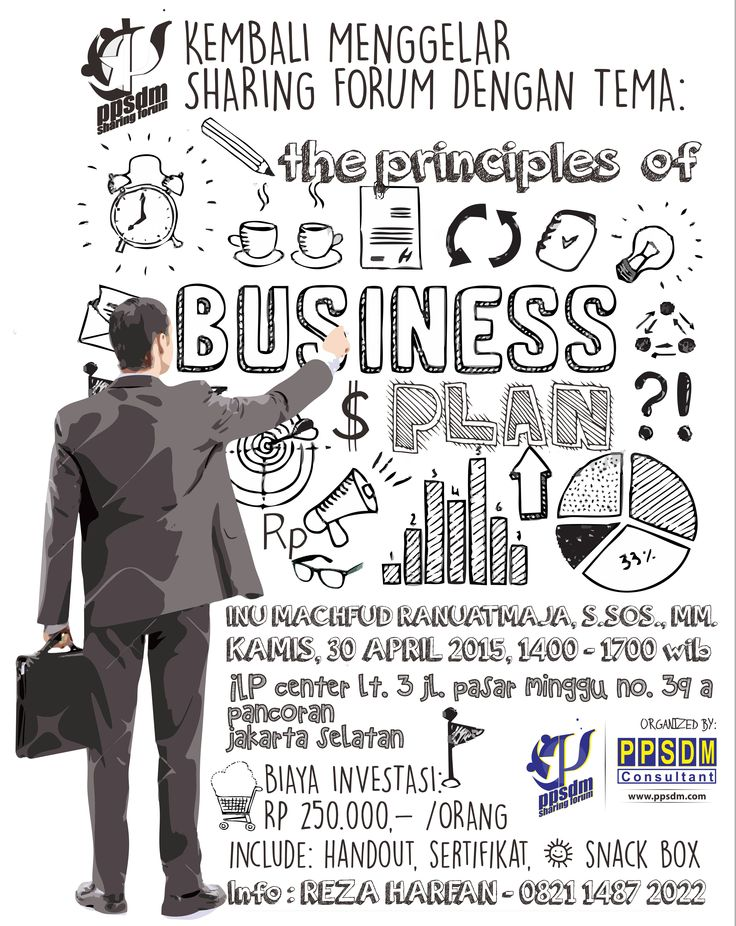 the principles of business plan