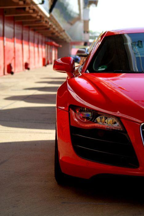 Audi R8 Audi Fast Cars Red Audi