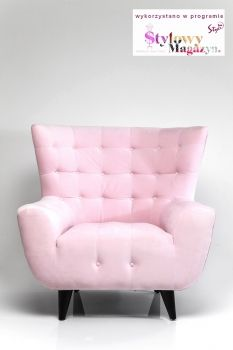 Kare Design :: Fotel Candy Shop Pink (79203)