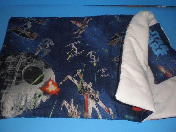 BUILD A BEAR BLUE   STAR WARS  SLEEPING BAG #Handmade