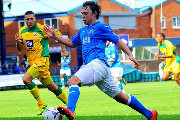 Dismal defeat: Guiseley 3 Stockport County 0 - Manchester Evening News