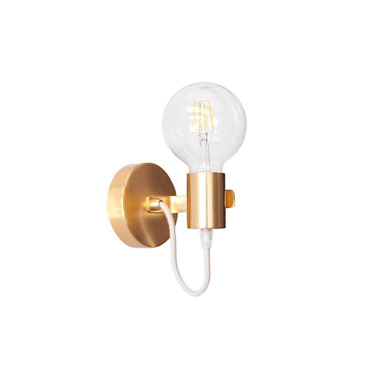 Die besten 25+ Industrielle wand spiegel Ideen auf Pinterest - badezimmer lampen wand