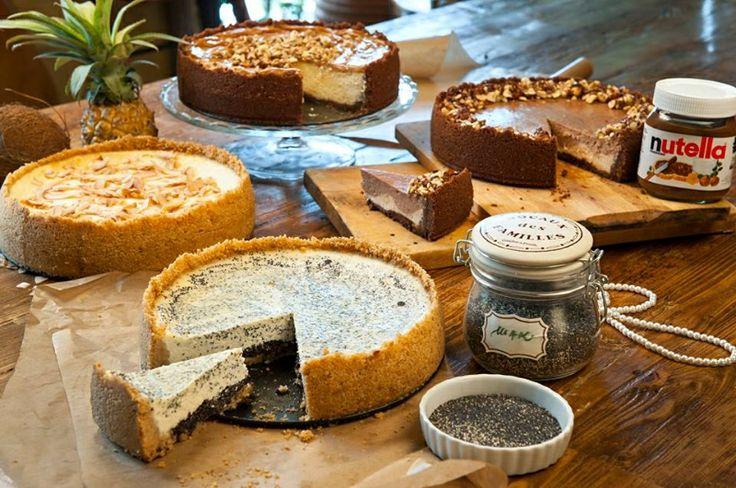 Cheesecakes @ Home Bakery  Best Bratislava (Slovakia) Restaurants