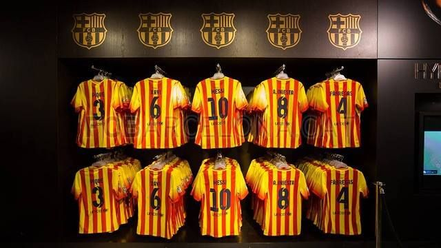 #FCBarcelona #FCB #Shop #Store