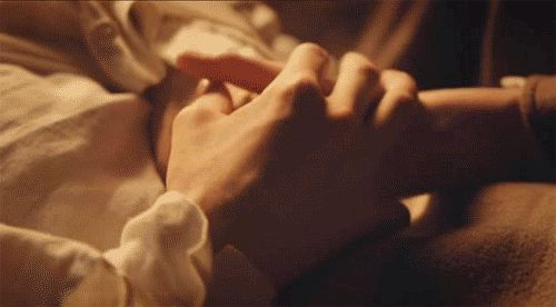 For the love of beautiful HANDS! (gif)