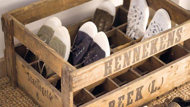 Les astuces pour bien ranger ses v tements d t ranger - Astuce pour ranger les chaussures ...