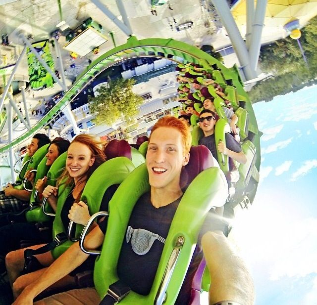 Doing this at 6Flags this summer!! Roller Coaster and ...