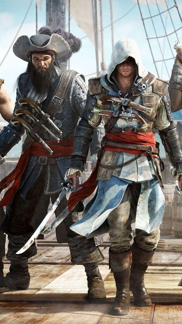 Assassins Creed Black Flag Pirates Wallpaper Assassins Creed Black Flag Assassin S Creed Black Assassins Creed 4
