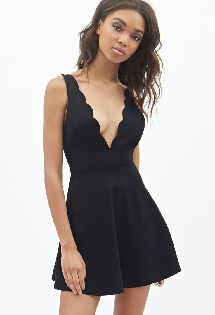 V neck cocktail dress outfit