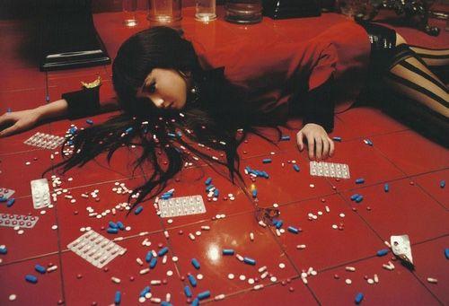 "eternaldiscord: "" Erika Sawajiri in helter skelter (2012) """