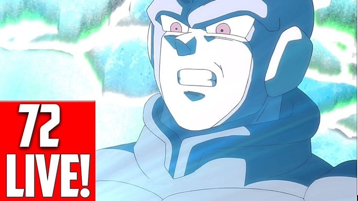 DragonBall Super Episode 72 Live stream Sub ENG FULL-HD