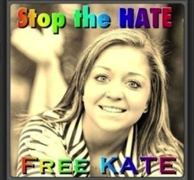 "Their family's ""Free Kate"" Facebook page has more than 19,000 members. 