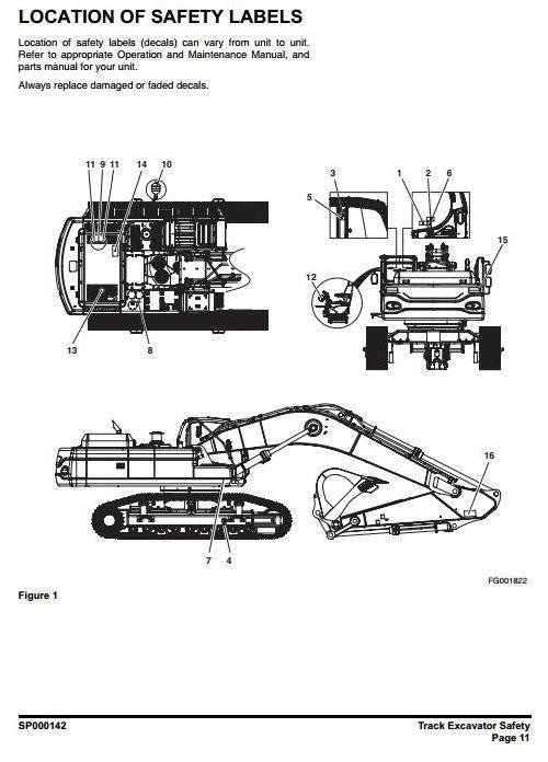 doosan crawler excavator type dx480lc  dx520lc s  n  5001 and up workshop service manual