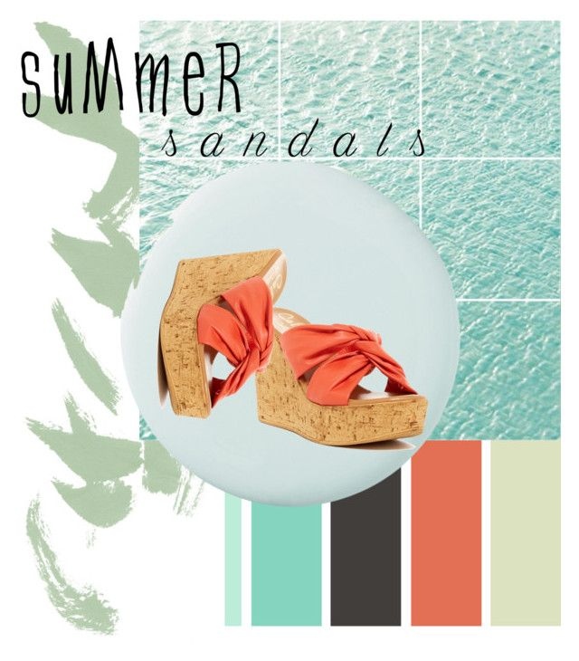 """"""" sandal weather """" by shamelessuseofcharlie on Polyvore featuring Jin Soon, Callisto and summersandals"""