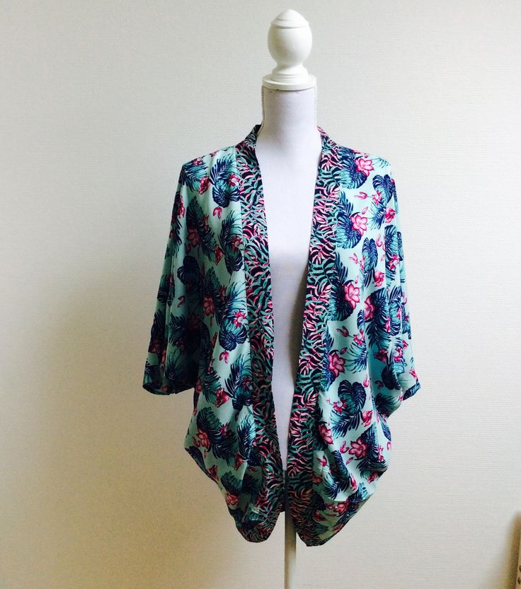 SHINAKO Cotton Kimono