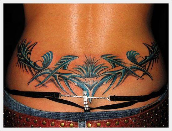 tribal back tattoos (5)