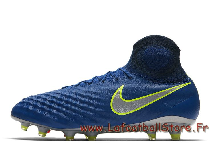 Nike Magista Obra II FG 844595_409 Bleu royal Chaussure de football à crampons pour terrain sec - 1706110781 - Chaussures de Foot | officielle Maillots | lafootballstore.fr