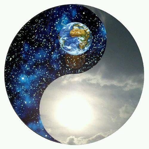 ying yang art