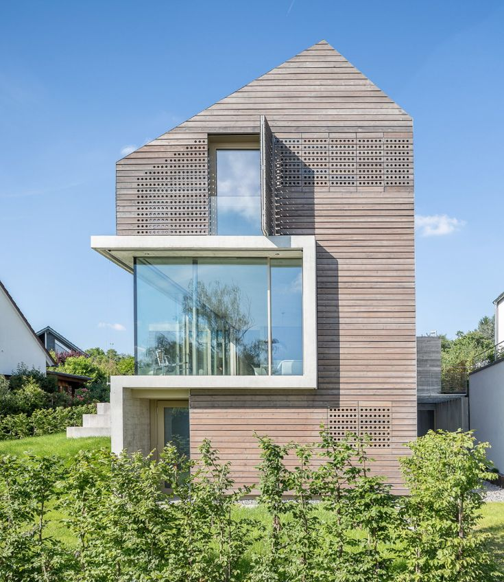 1131 best images about houses homes on pinterest for Modernes haus von innen