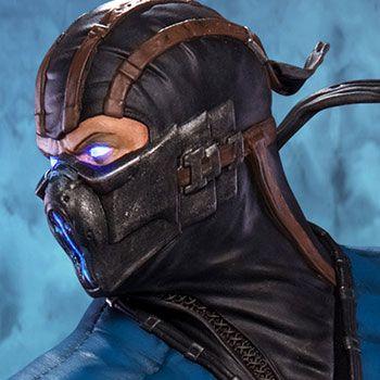 Mortal Kombat Statue - Sub-Zero