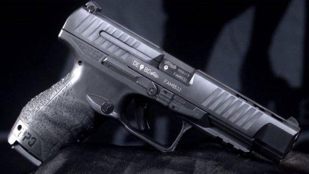 Walther PPQ | Best Handguns You Will Ever Need | https://guncarrier.com/best-handguns/
