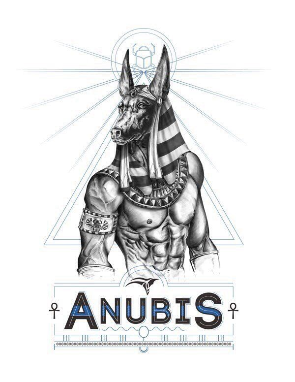 Anubis (Egyptian Mythology Religion) | Immortals ...