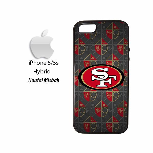San Francisco 49ers #2 iPhone 5/5s HYBRID Case Cover