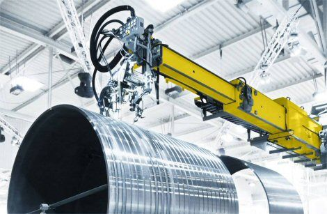 What Is #Column & #Boom #Welding And Its Functions..http://goo.gl/zSNFXK