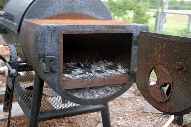 The Smoker King » Build a Custom Smoker