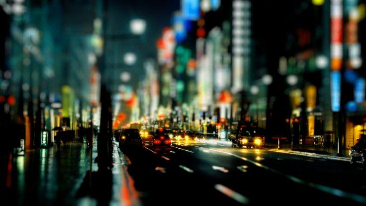 Wallpaper Hd City Lights
