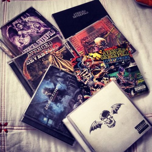 Avenged Sevenfold Quotes | avenged sevenfold a7x avenged