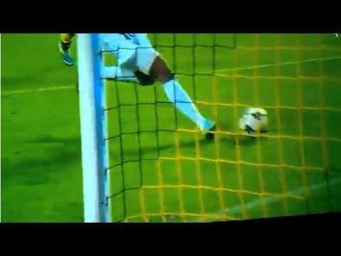 Revive los goles del Borussia vs Málaga