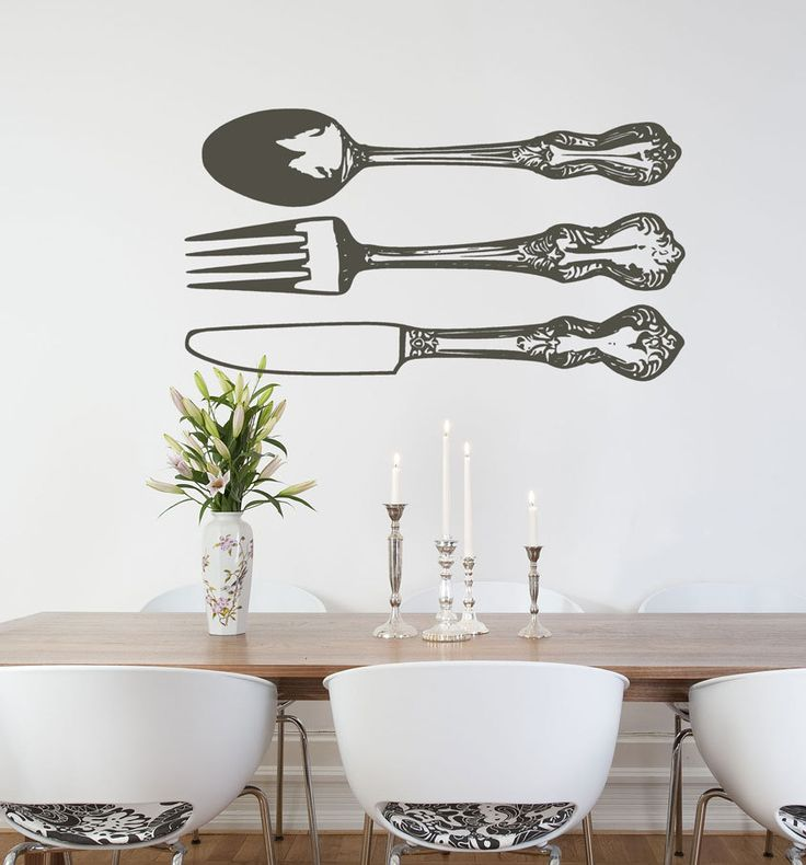 1000 Ideas About Kitchen Decals On Pinterest Wall