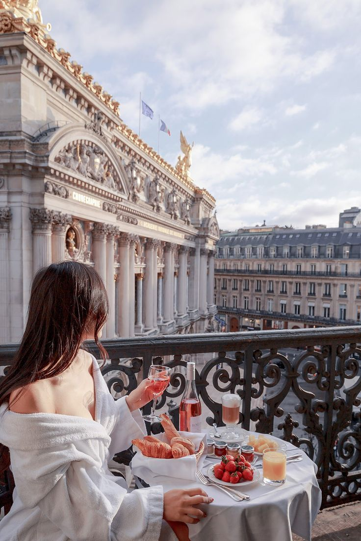 Intercontinental Paris Le Grand The Best Views Of Palais Garnier
