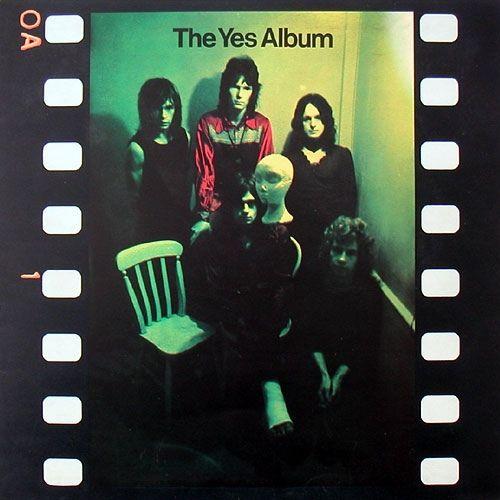 Yes - The Yes Album (Vinyl, LP, Album) at Discogs 1971/gatefold