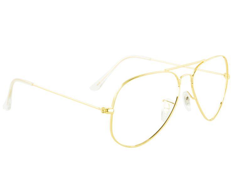 L'usine à lunettes by polette - Sambamania Gold - Métal - Lunettes