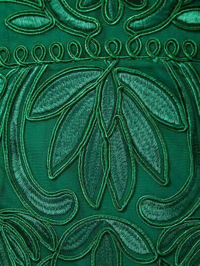Color Esmeralda - Emerald Green!!!