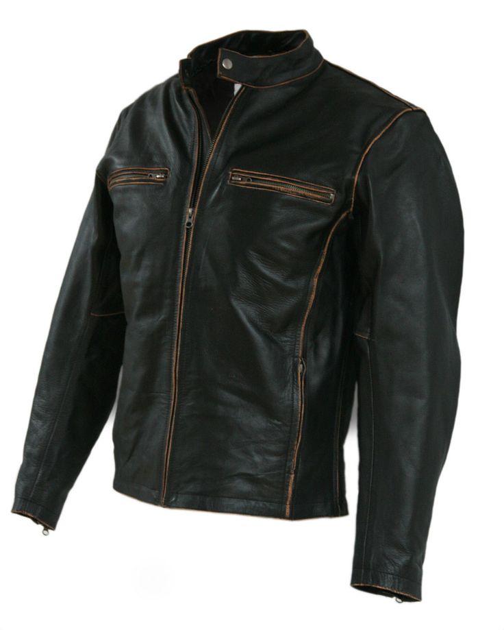 Iron Fist Clothing - My Way Sid Vicious Biker Jacket Fleece M / Black YJHeh