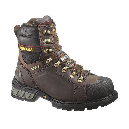 Cat Footwear Men's Excavator Steel-Toe Work Boots