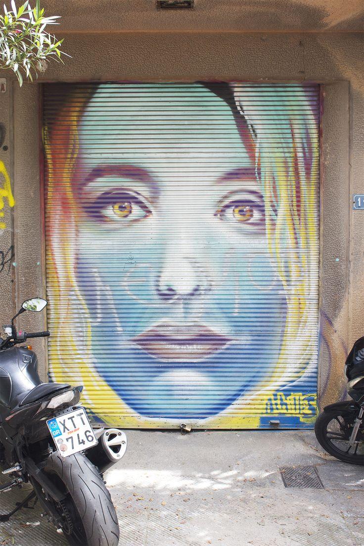 Achilles #graffiti #athens