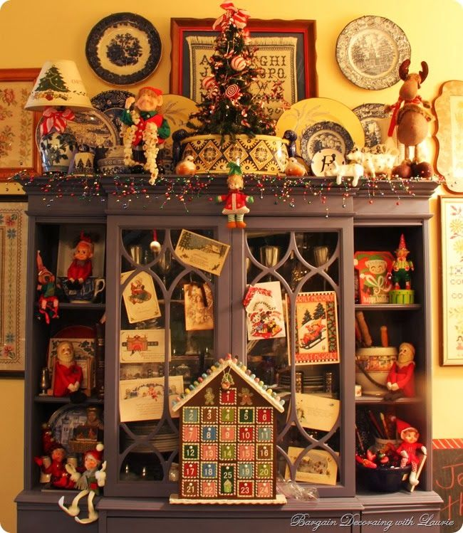 Christmas Kitchen Decorating Pictures