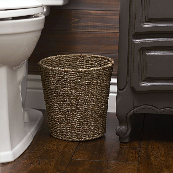 The Best-Looking Bathroom Trash Cans Under $15