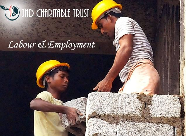 Labour reforms are needed to generate employment and to reduce the gap between 'good' and 'bad' jobs.For more info visit here..http://www.jndctrust.org/Labour.php