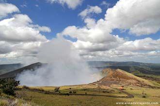 Vulcão Nindirí, Parque Nacional do Vulcão Masaya - Granada/Nicaragua