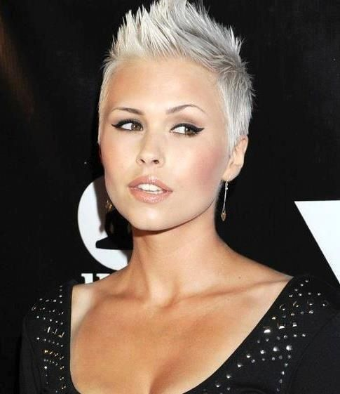 When my hair gets fully grey, I'm doing this --- LOVINNNGGGG!! <3 <3 <3 <3 !!!!!