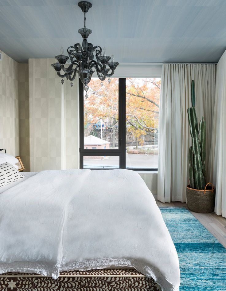 Homepolish Brooklyn Apartment Design With Cool Wallpaper