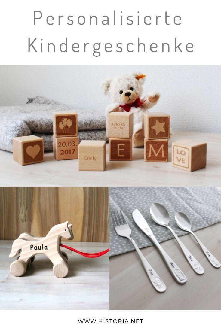 Personalisierte Geschenke für Kinder: wunderschön und ganz ...